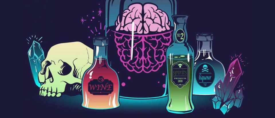 enfermedades mentales derivadas del alcoholismo
