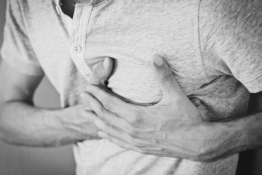 Enfermedades del Alcoholismo corazon
