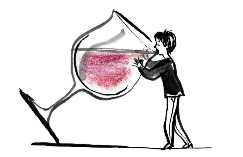 exceso de alcohol sintomas