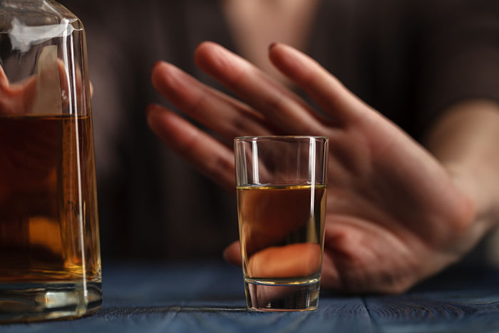 sindrome de abstinencia alcoholica tardio