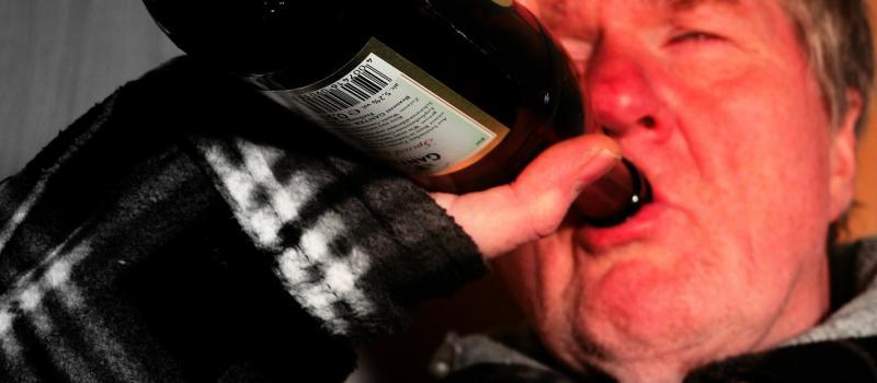 signos de alcoholismo en la piel