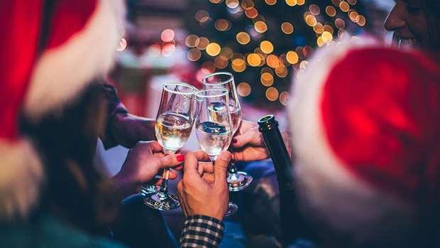 Estas Navidades no voy a beber alcohol