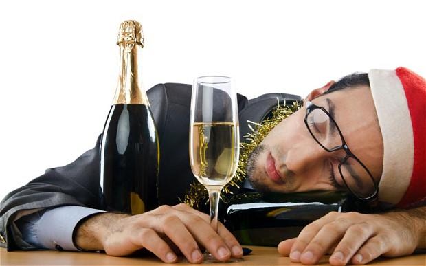 abusar del alcohol en navidad